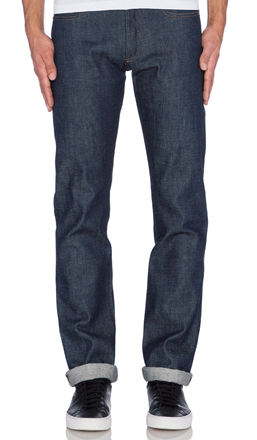 A.P.C. New Standard Brut. - size 28 (also in 29,30,31,32,33)
