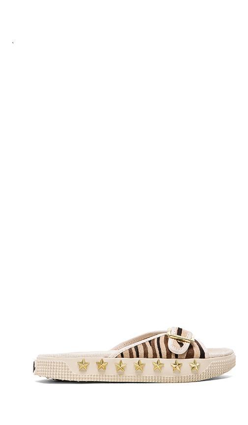 Ash Kappa Sandal in White