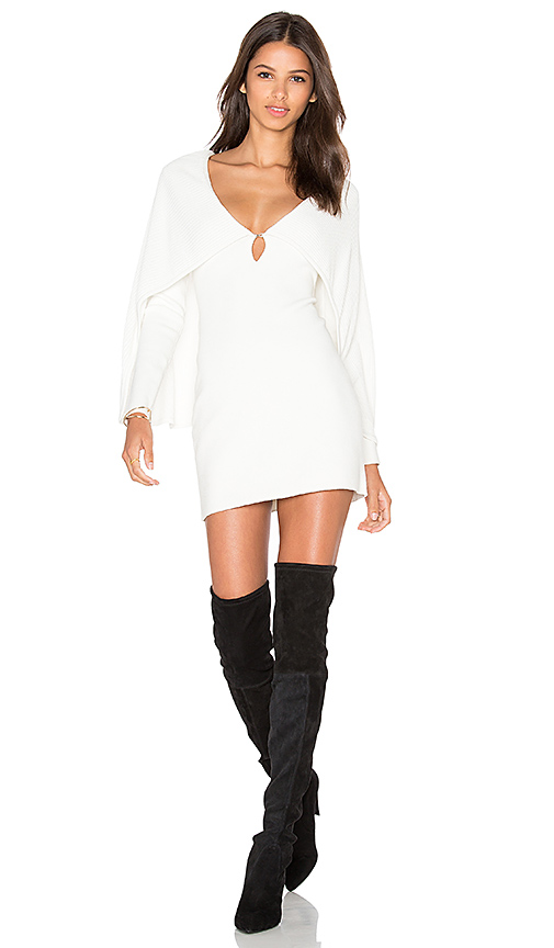 ASILIO All That Fame Dress in White. - size M (also in S,XS)