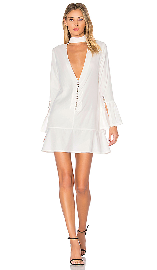 ASILIO In Other Words Dress in White. - size S (also in XS)