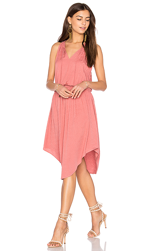 ASTR Elisa Dress in Pink. - size M (also in S)