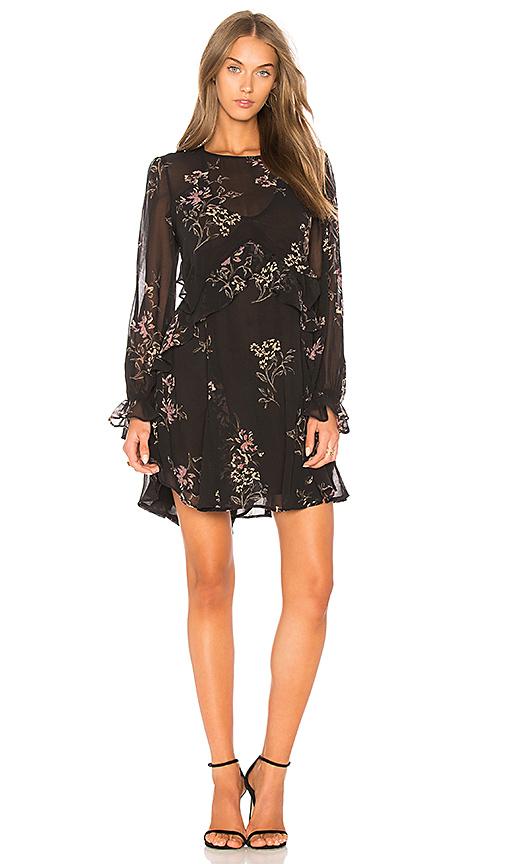 ASTR Heather Dress in Black