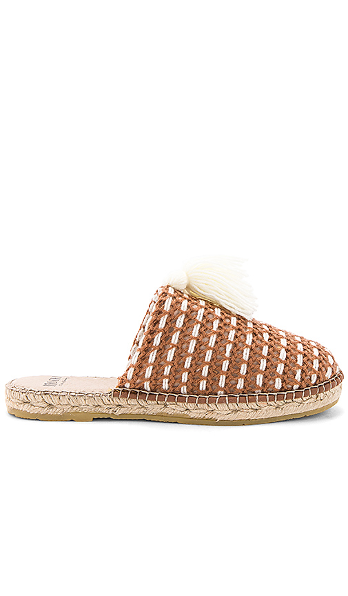 Photo of All Things Mochi The Zana Espadrille in Brown - shop All Things Mochi shoes sales