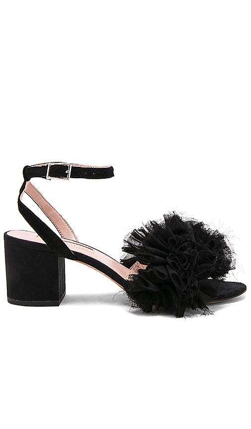 AVEC LES FILLES Myra Heel in Black