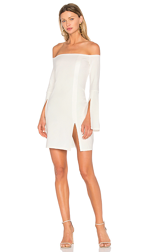 Alexis Sterre Dress in White