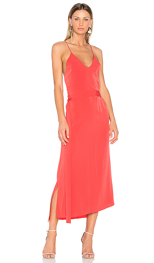 Alexis Analiai Dress in Red
