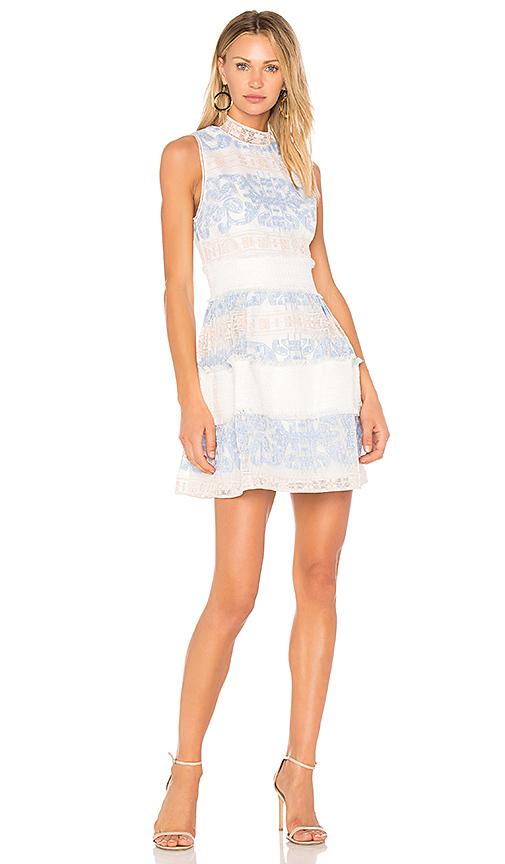 Alexis Minika Dress in Blue