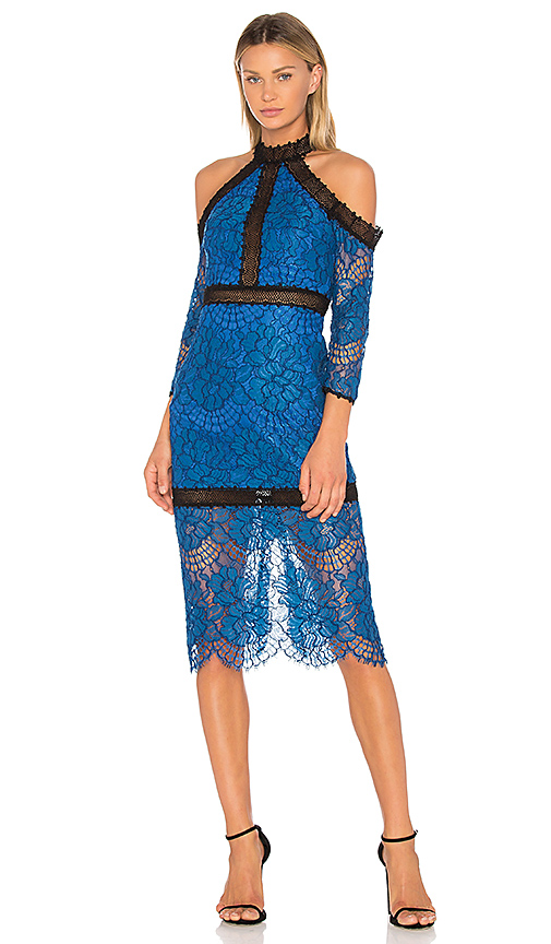 Alexis Marlowe Dress in Blue