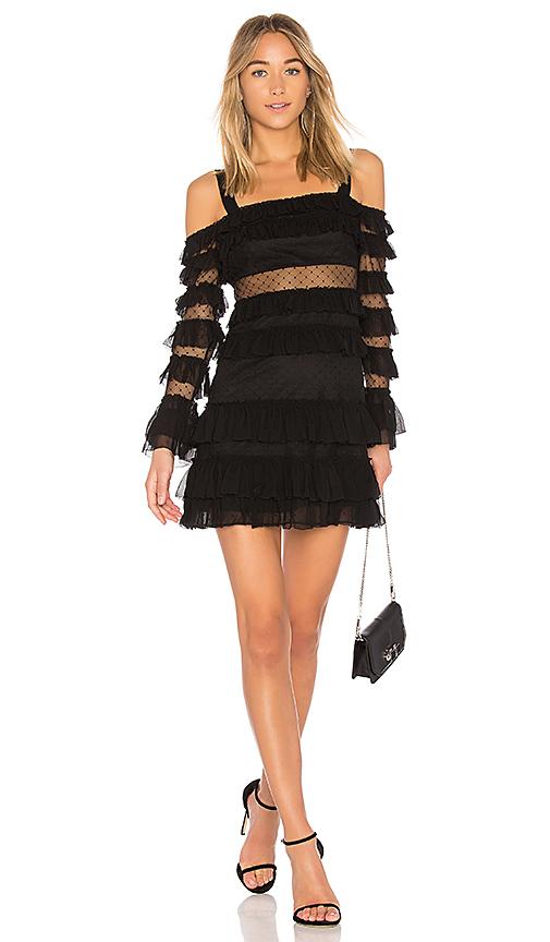 Alexis Brandi Dress in Black