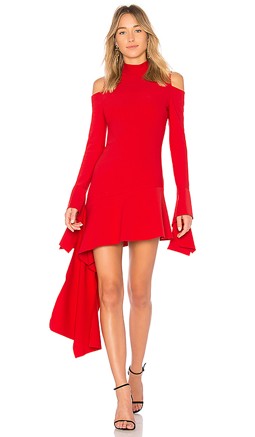 Alexis Alia Dress in Red