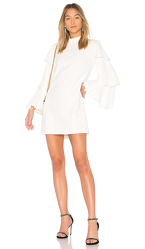 Alexis Marianne Dress in Ivory