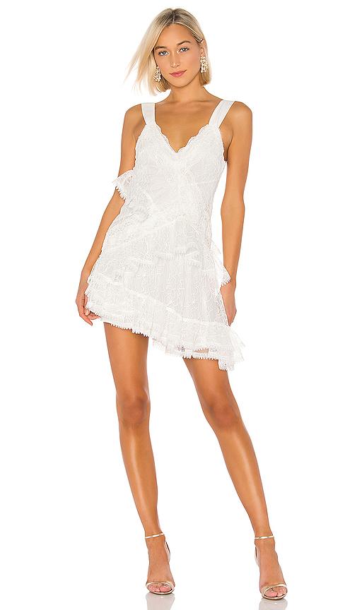Alexis Dresses ALEXIS LADONNA DRESS IN WHITE.