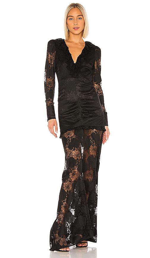 Alexis Dresses ALEXIS LUCASTA DRESS IN BLACK.