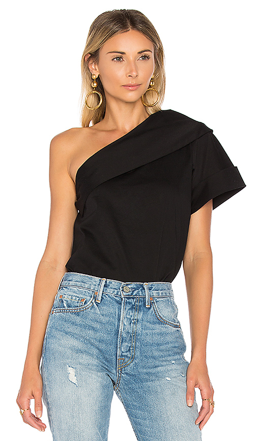 Alix Monroe Bodysuit in Black. - size S (also in L,XS)
