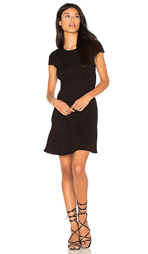 ba & sh Lena Dress in Black