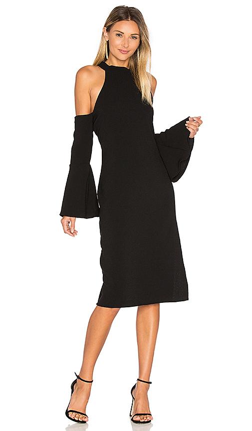Backstage Maribella Dress in Black
