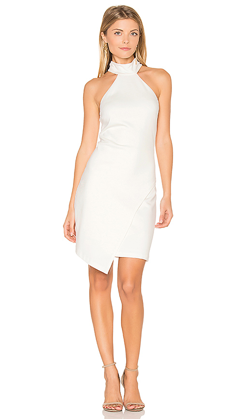Bailey 44 Foolish Games Dress in Ivory
