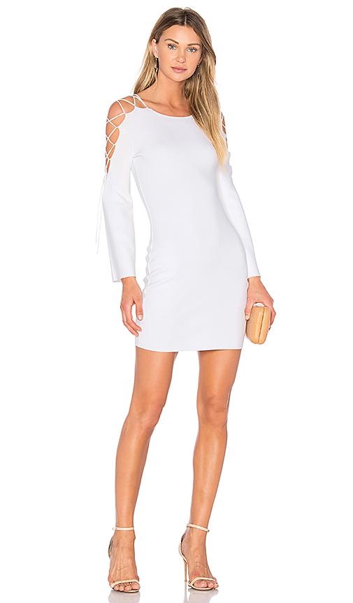 Bailey 44 Daiquiri Sweater Dress in White