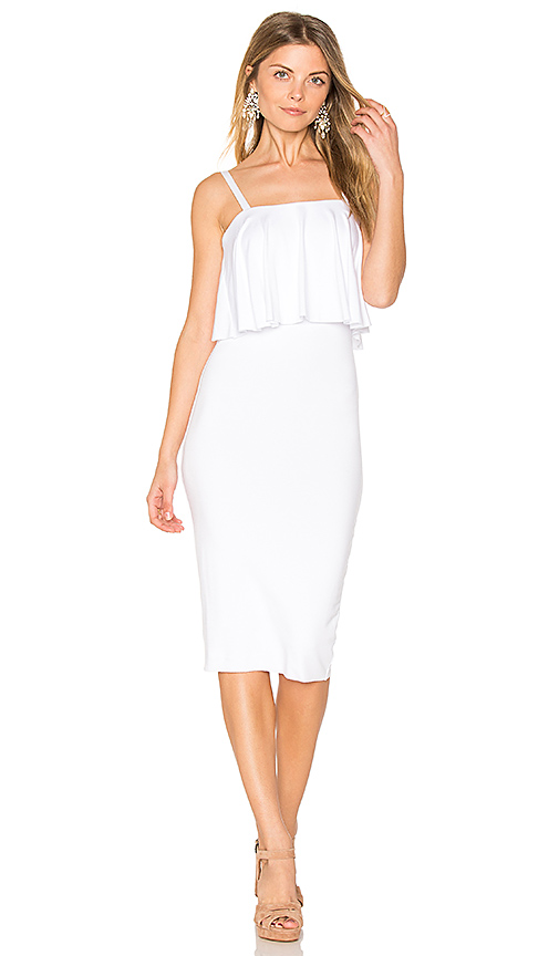 Bailey 44 Dominica Dress in White
