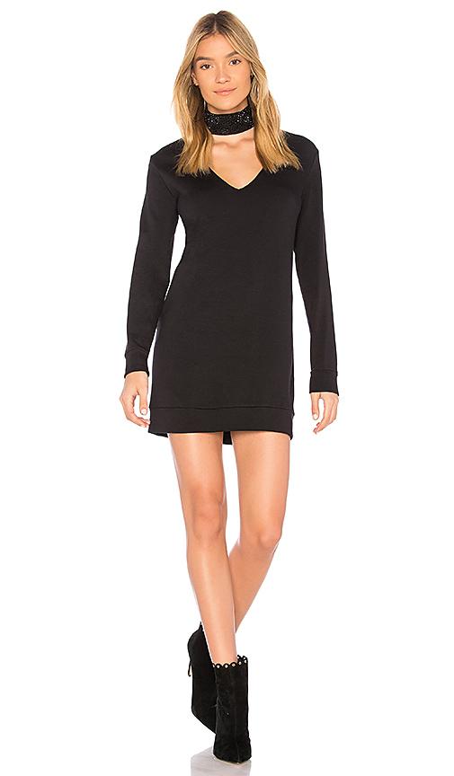 Bailey 44 Garrote Sweater Dress in Black