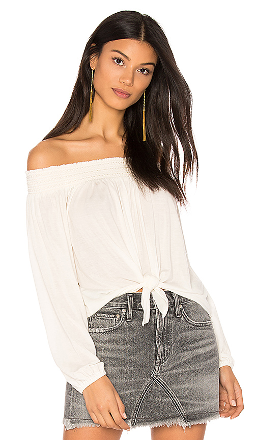 Bailey 44 Regatta Top in White