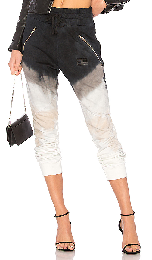 Baja East Ombre Jogger in Blue. - size 00 (also in 0,1,2,3)
