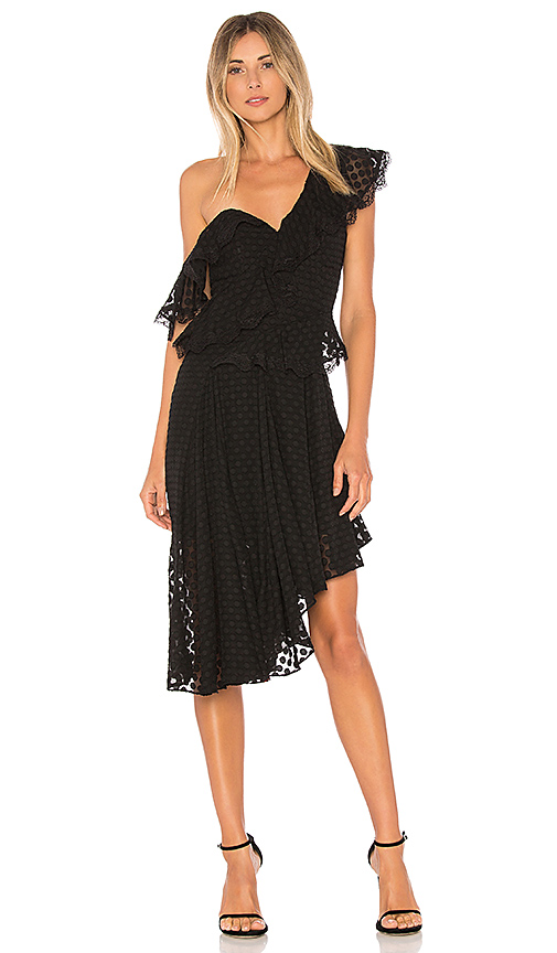 Bardot Senorita Dress in Black. - size Aus 10 / US S (also in Aus 8 / US XS, Aus 12 / US M,Aus 14 / US L)