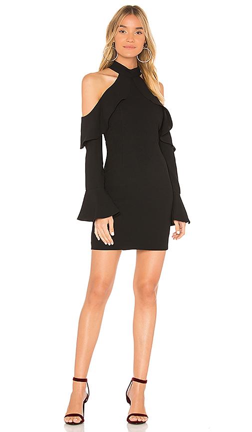 Bardot Nightshade Dress in Black