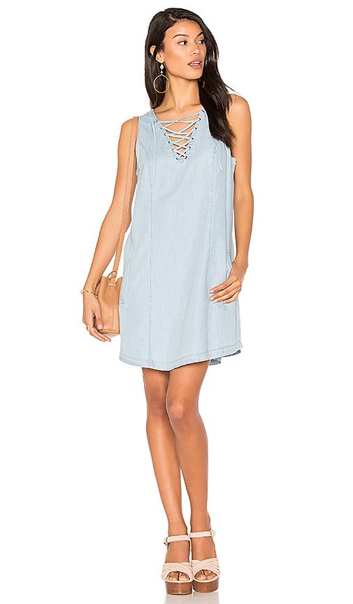 BB Dakota Jack by BB Dakota Gilbert Dress in Blue