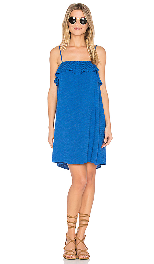 BB Dakota Jack by BB Dakota Birkin Dress in Blue