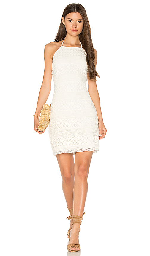BB Dakota Mona Dress in Ivory