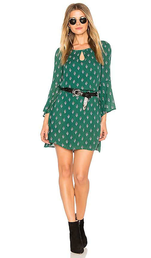 BB Dakota Jack by BB Dakota Kurle Dress in Green