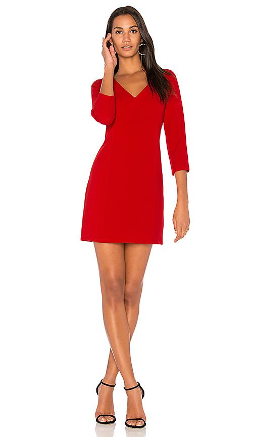BB Dakota Jack By BB Dakota Luther Dress in Red