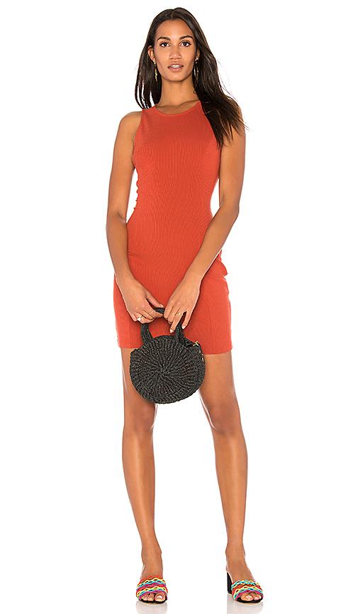 BB Dakota Jack By BB Dakota Gordon Dress in Orange