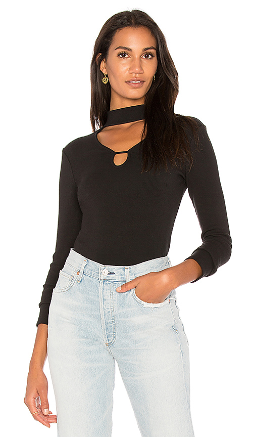 BB Dakota Jack By BB Dakota Wilmer Top in Black