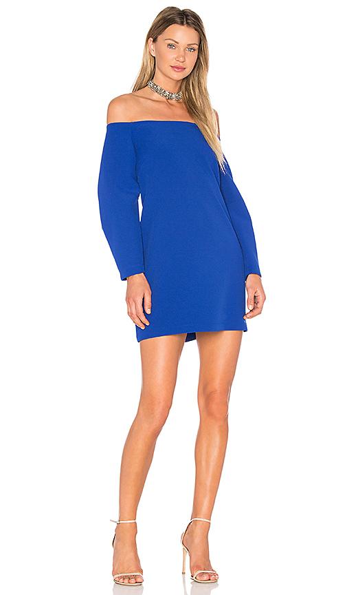 BCBGMAXAZRIA Yesenia Dress in Blue