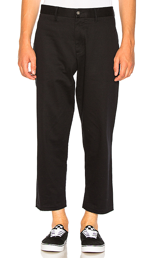 Barney Cools Chodus Chino in Black. - size 30 (also in 32,34,36)
