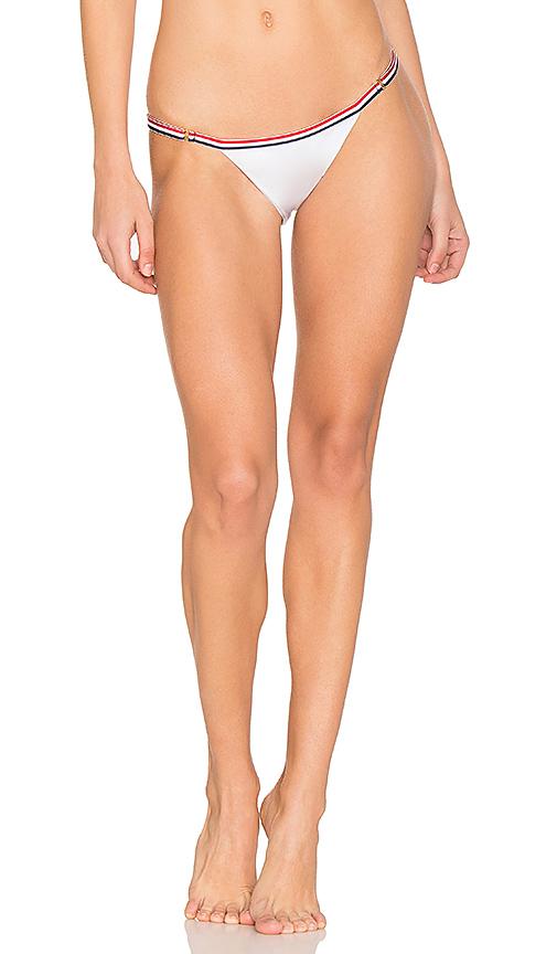 Beach Bunny Renegade Skimpy Bottom in White