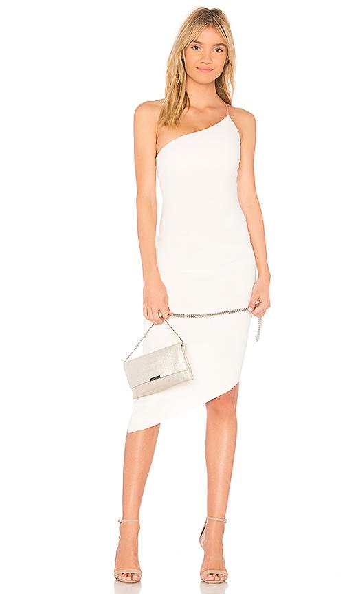 BEC & BRIDGE Boudoir Asymmetrical Dress in Ivory. - size Aus 6/US 2 (also in Aus 8/US 4,Aus 10/US 6,Aus 12/US 8)