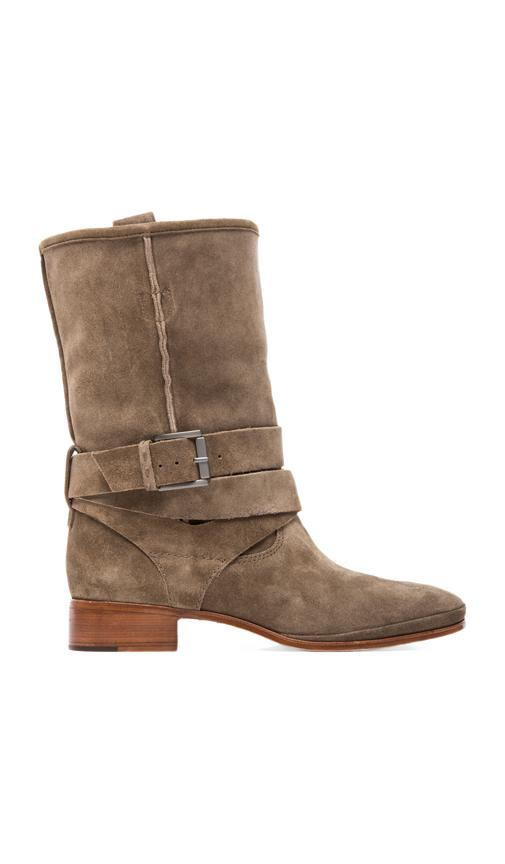 Sale alerts for Belle by Sigerson Morrison Who Moto Bootie - Covvet