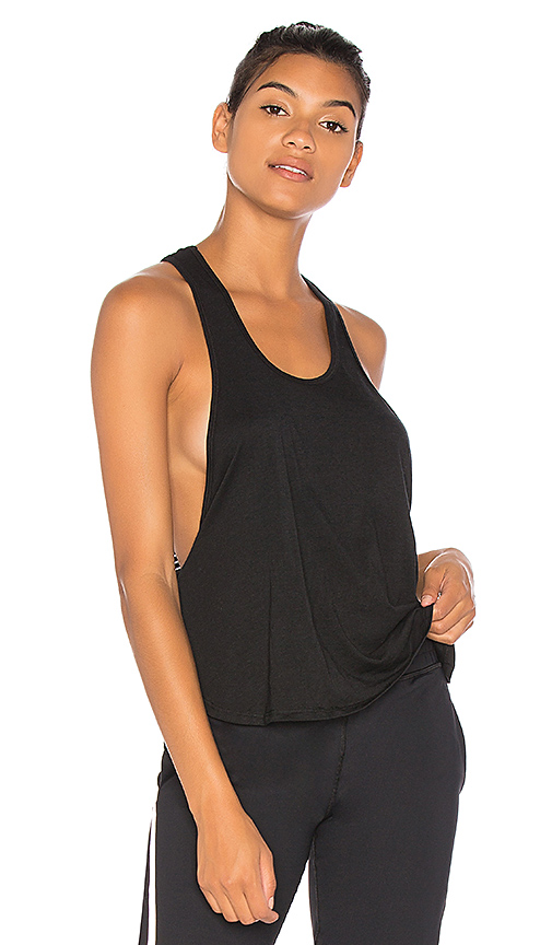 BELOFORTE Altissimo Tank in Black