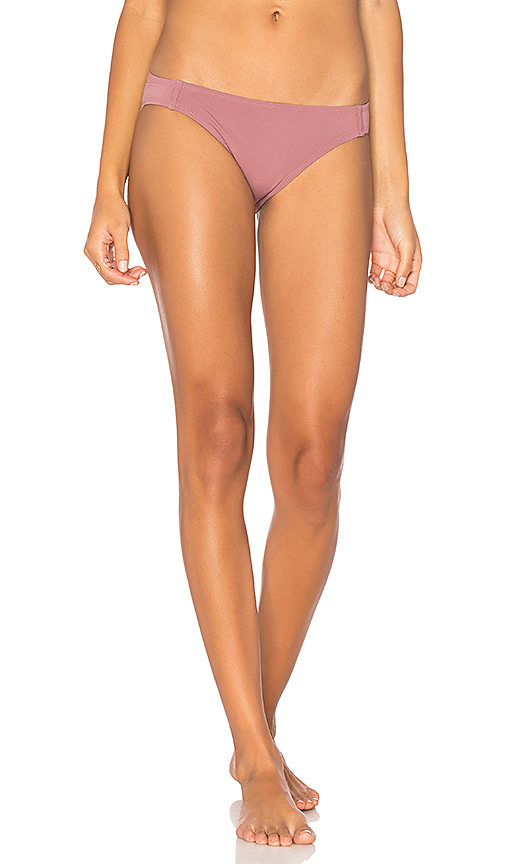 Beth Richards Naomi Bikini Bottom in Pink