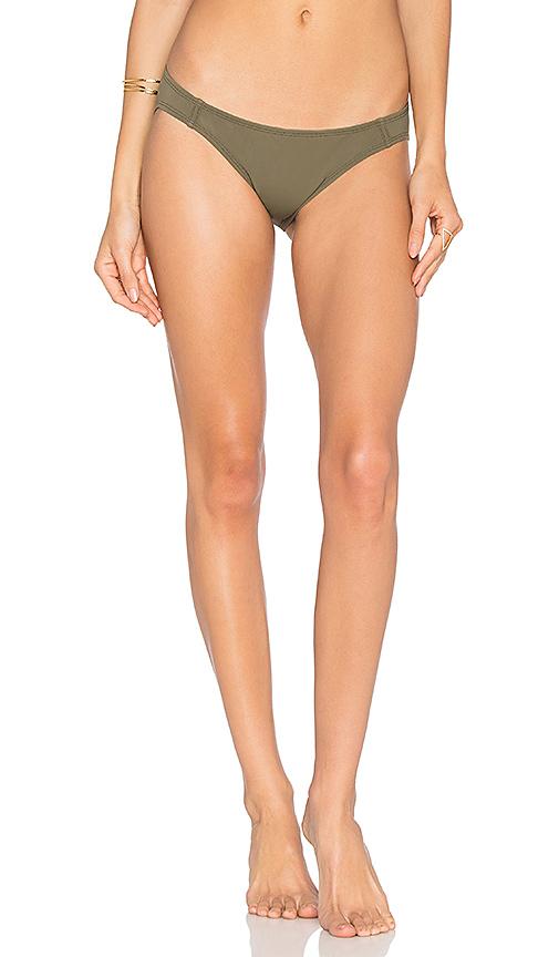 Beth Richards Naomi Bikini Bottom in Green