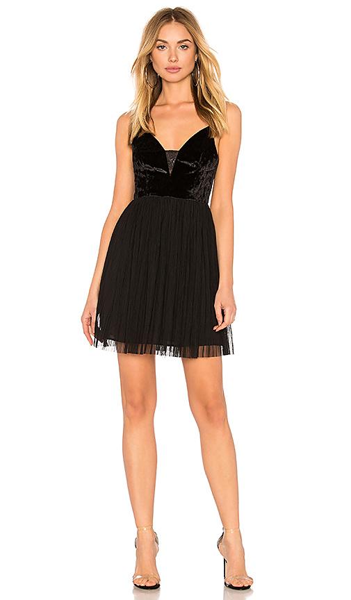 BCBGeneration Ballerina Dress in Black