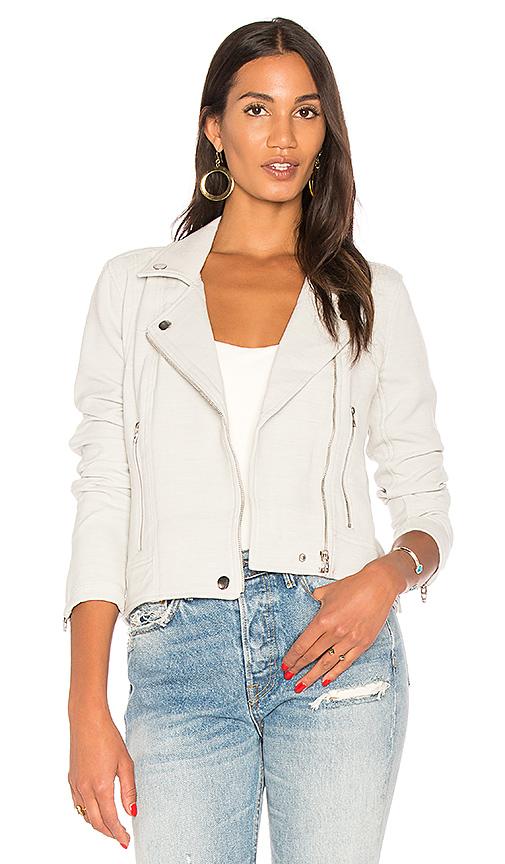 BLANKNYC Moto Jacket in Gray