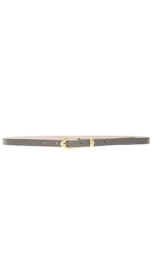 B-Low the Belt Bullet Belt in Gray. - size L (also in M,S)