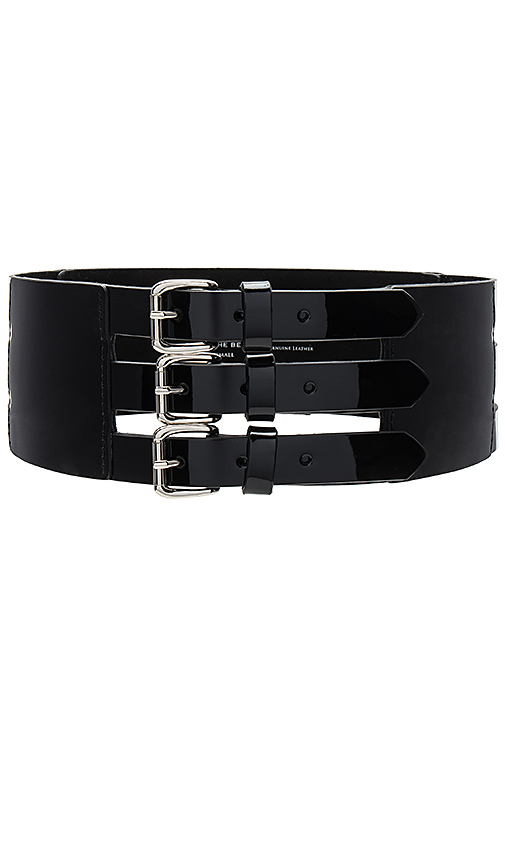 B-Low the Belt Scarlett Corset Belt in Black