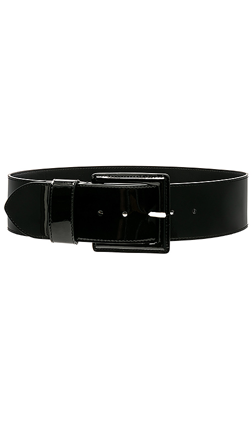 B-Low the Belt Ana Belt in Black