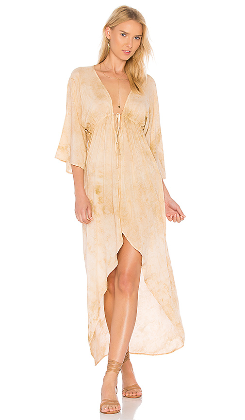 Blue Life Beach Bar Maxi in Beige