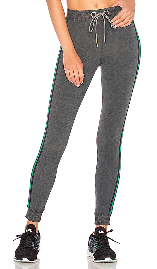 Blue Life Fit Sporty Jogger in Charcoal. - size XS (also in L,M,S)